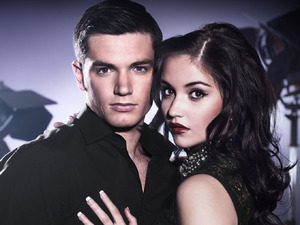 David Witts and Jacqueline Jossa