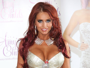 Amy Childs launches new jewellery collection with Mikey London held at the Millennium Mayfair hotel London, England - 24.10.12 Mandatory Credit: Lia Toby/WENN.com