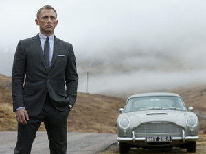 'Skyfall' leads Empire Award nominations