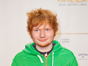 Ed Sheeran at Deutscher Radiopreis 2012 (German Radio Award 2012) at Schuppen 52. Hamburg, Germany - 06.09.2012 Credit: