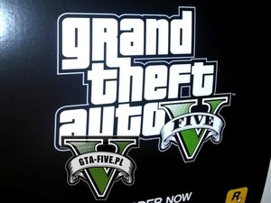 GTA V leaked artwork