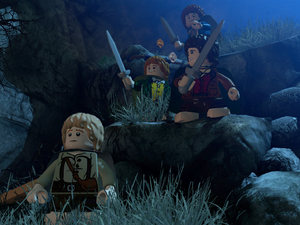 'LEGO Lord of the Rings' screenshot