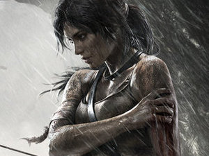 Tomb Raider PS3 cover art