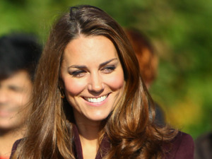 Catherine, Duchess of Cambridge aka Kate Middleton visits Elswick Park Newcastle, England - 10.10.12 Mandatory Credit: WENN.com