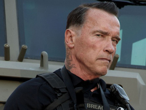 Arnold Schwarzenegger in 'ten'