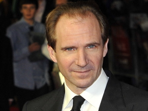 Ralph Fiennes arrives for a screening of 'Great Expectations' at the 56th BFI London Film Festival closing night gala film at Oden Leicester Square