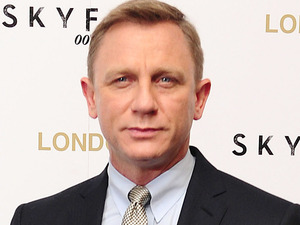 Daniel Craig at a photocall for the new James Bond film 'Skyfall' at the Dorchester Hotel, London