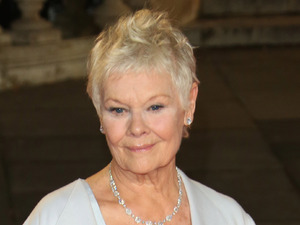 James Bond Skyfall World Premiere: Dame Judy Dench