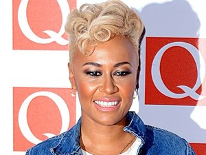 The 2012 Q Awards arrivals: Emeli Sande