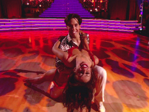 ABC's 'Dancing with the Stars: All-Stars' Season 15, Episode 10: Apolo Anton Ohno and Karina Smirnoff