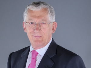 The Young Apprentice 2012: Nick Hewer