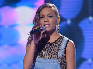 The X Factor Results Show: Jade Elis