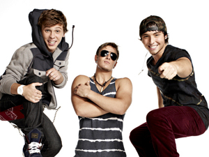 'The X Factor' USA Top 16: Emblem3 (Groups)
