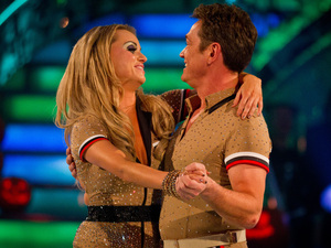 Sid Owen leaves Strictly Come Dancing.