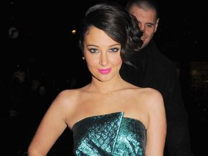 Tulisa Contostavlos, Aura nightclub