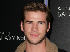 Liam Hemsworth Samsung Mobile Launch Party For The New Samsung Galaxy Note II - Arrivals Beverly Hills, California