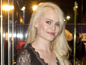 Singer Duffy arrives for the European Premiere of Sherlock Holmes: A Game of Shadows