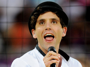Mika, beach volleyball, London 2012