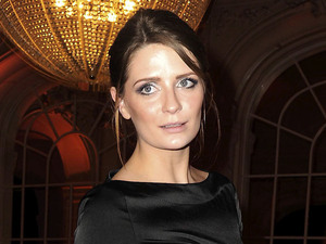 Mischa Barton attends The GQ Men of the Year Awards in Germany.