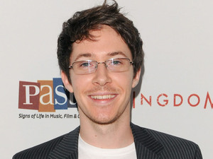 Ryan Cartwright at the world premiere of the &#39;Kingdom Come&#39;  at the Harmony Gold Theater (02.10.12)
