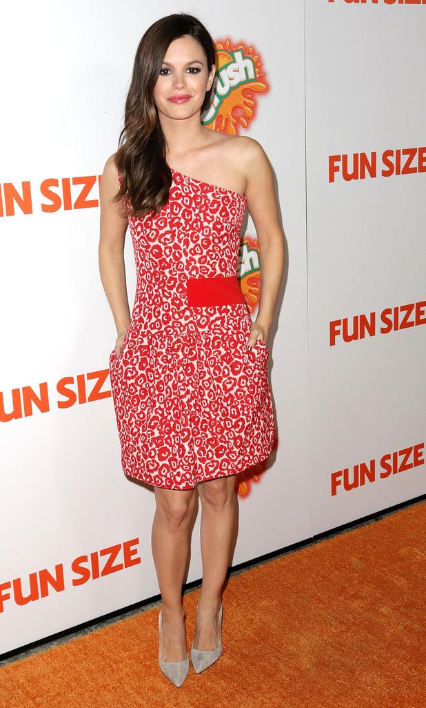 Rachel BilsonThe premiere of Paramount Pictures' 'Fun Size