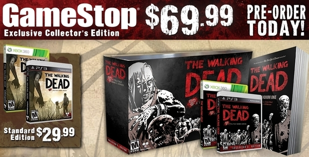 The Walking Dead Collector&#39;s Edition