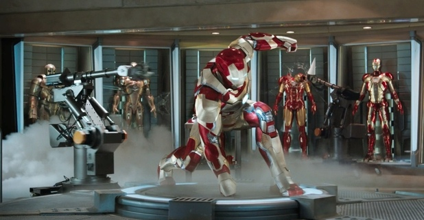 'Iron Man 3' trailer still