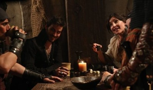 Once Upon A Time S02E04: &#39;The Crocodile&#39; 