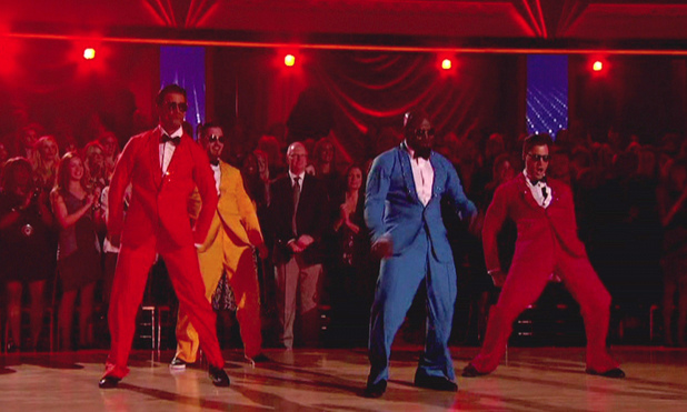 ABC's 'Dancing with the Stars: All-Stars' Season 15, Episode 10: 'Gangnam Style' team dance