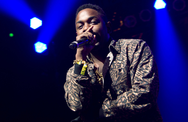 Rapper Kendrick Lamar performs at the Bonnaroo music festival in Manchester, Tenn