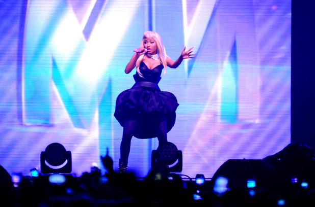 Pink Friday: Reloaded Tour 2012