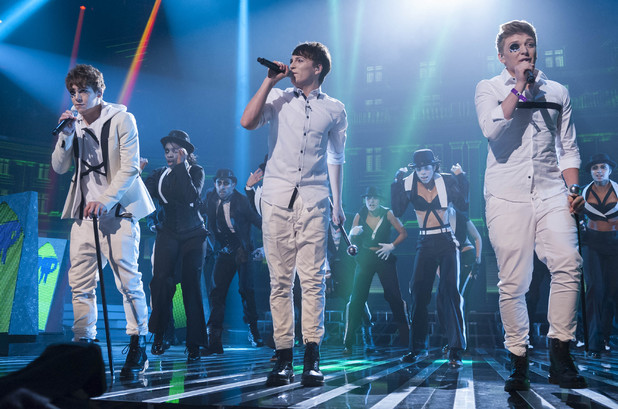 The X Factor: District 3