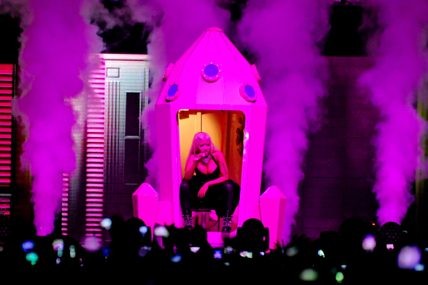 Nicki Minaj: Pink Friday: Relaoded Tour 2012