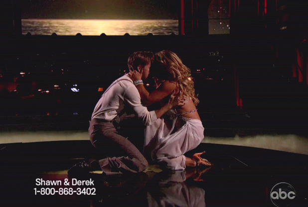 ABC&#39;s &#39;Dancing with the Stars: All-Stars&#39; Season 15, Episode 10: Shawn Johnson and Derek Hough