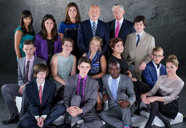 The Young Apprentice 2012: Group Shot