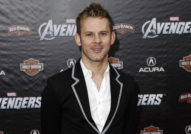 Dominic Monaghan at 'The Avengers' premiere, April 11, 2012