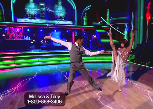 ABC&#39;s &#39;Dancing with the Stars: All-Stars&#39; Season 15, Episode 10: Melissa Rycroft and Tony Dovolani