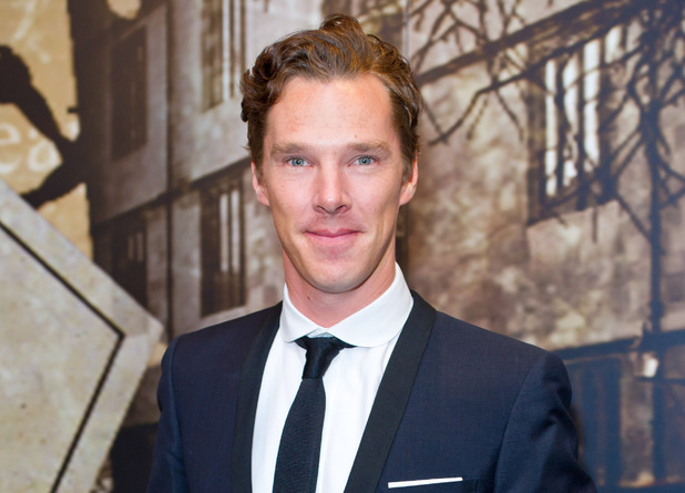 Benedict Cumberbatch, Specsavers Crime Thriller Awards 2012