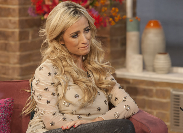 Chantelle Houghton on This Morning
