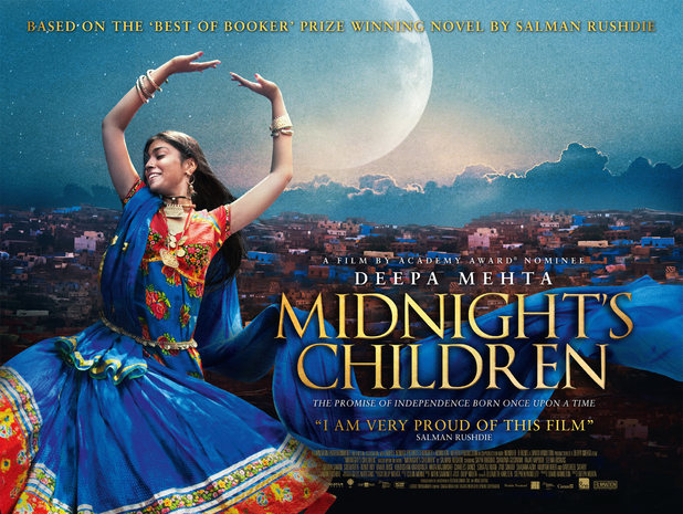 'Midnight's Children' poster