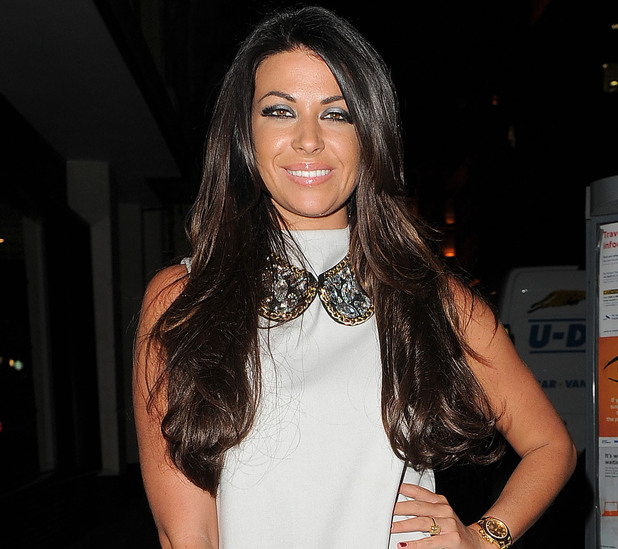 miss mode: Cara Kilbey out and about in Mayfair.