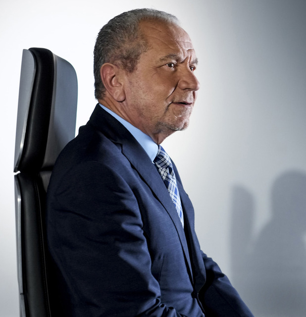 The Young Apprentice 2012: Lord Alan Sugar