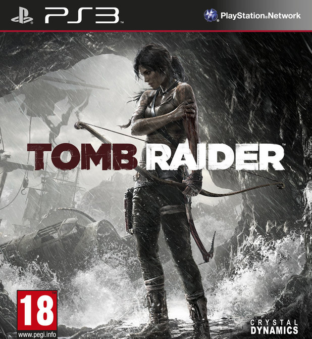 Tomb Raider PS3 cover art