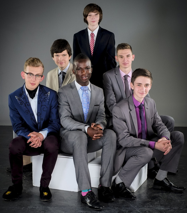 Young Apprentice 2012 - Contestants