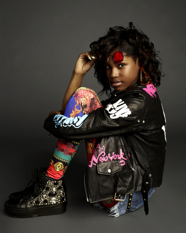 The Teens: Diamond White