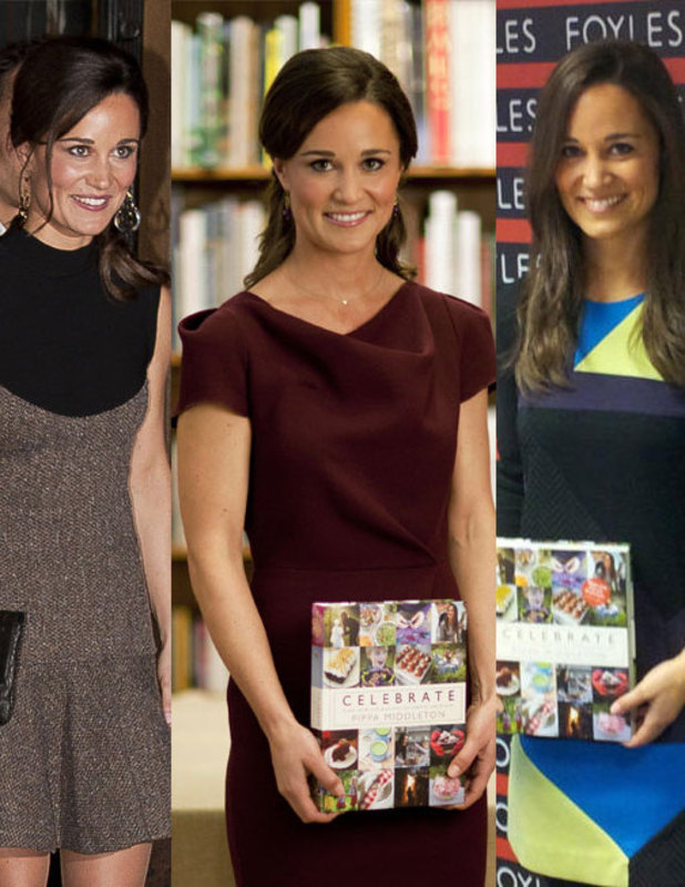 Pippa Middleton book launch