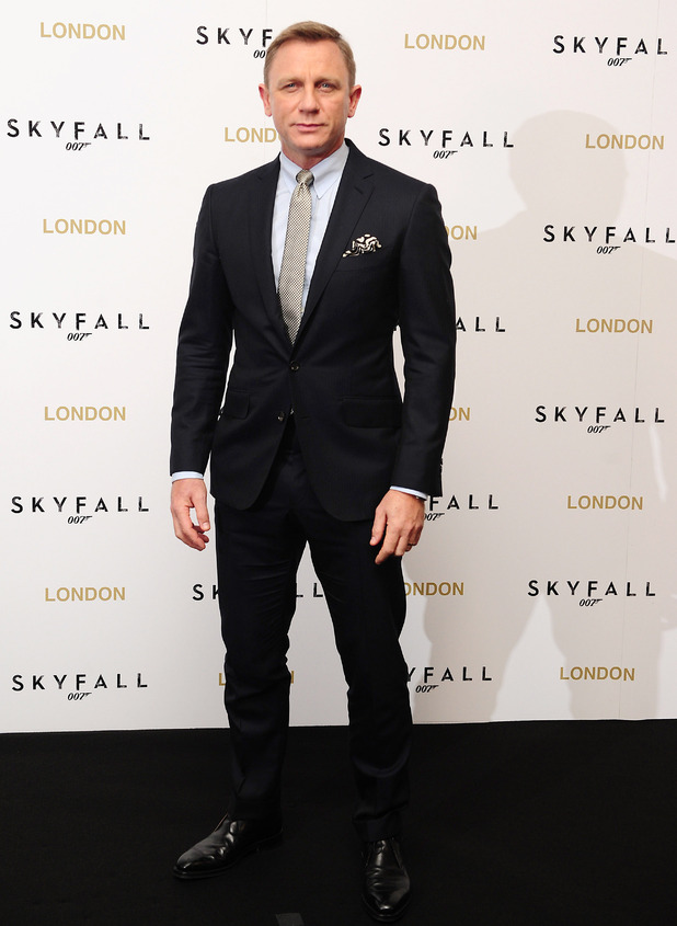 James Bond: Skyfall: London photocall