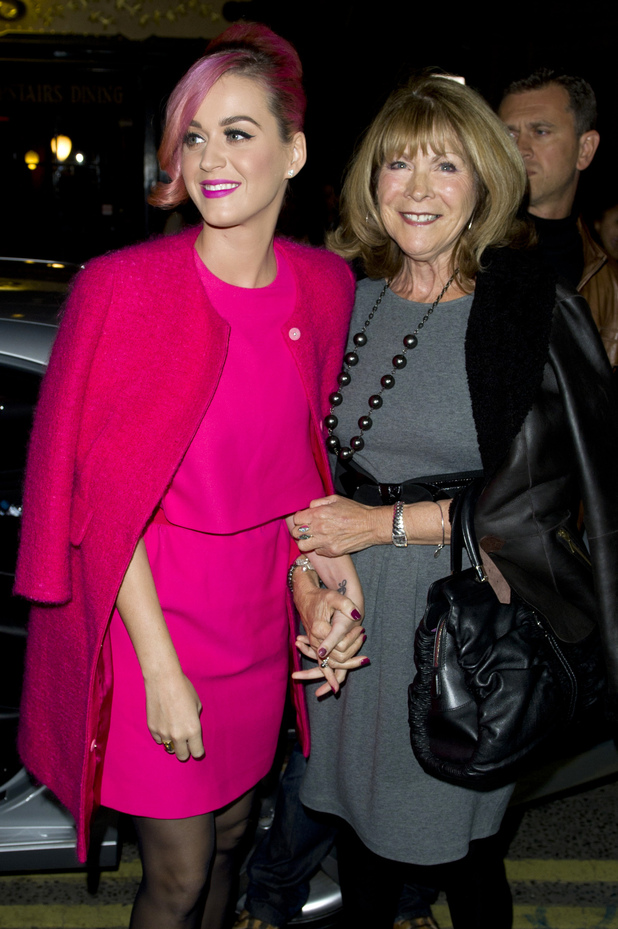 Katy Perry, Barbara Brand