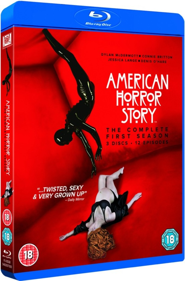 American Horror Story packshot