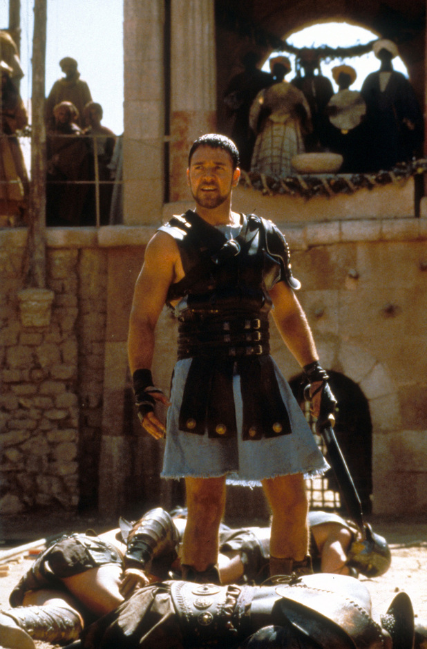 gladiator top 20 hollywood epic movies digital spy